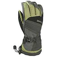 Перчатки Kombi Original mens размер L, black/pine