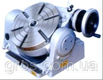Столы поворотные наклоняемые TSК 160 – 400 мм ТИП 5050
