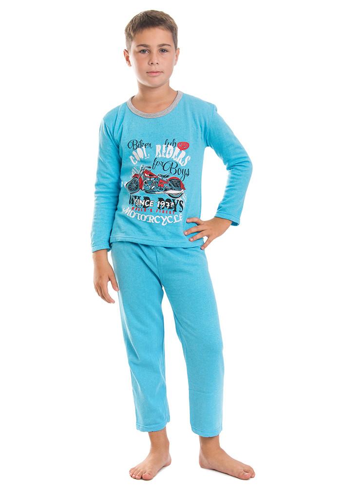 4bc954c8692c Байковая детская пижама для мальчика — купить недорого в Харькове в ...