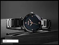 Skmei 9180 miss черные женские часы, фото 1