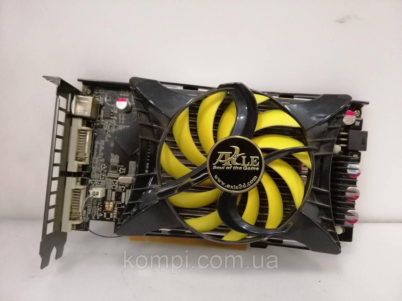 Видеокарта Nvidia Geforce 9800 GTX+ 1GB 256bit PCI-E