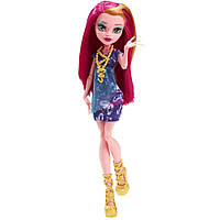 Кукла Mattel Монстер Хай Джиджи Гранд Чумовая экскурсия (20180926V-087)