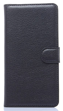 Чехол книжка для Samsung Galaxy S6 Edge Plus G928F черный