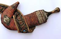 Кинжал Джамбия Иран 19 век