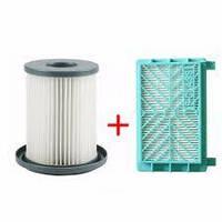 Комплект из двух фильтров для пылесоса Philips FC87.. HEPA