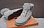 Ботинки UGG D&K Sheepskin Grey, фото 2