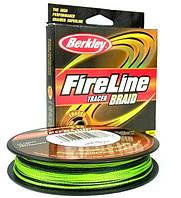 Шнур Berkley Fireline Radial Braid Tracer