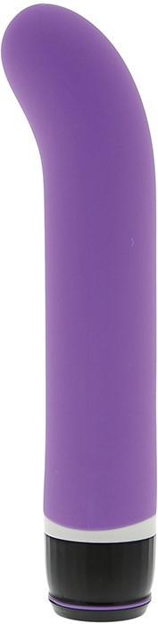 Вибратор для точки G Purrfect Silicone Classic, фиолетовый