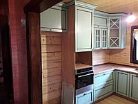 Кухня под заказ в стиле кантри. Современная классика. , фото 1