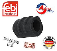 Втулка стабилизатора MAN L2000 F90 (производство Febi 27х50х40,5)