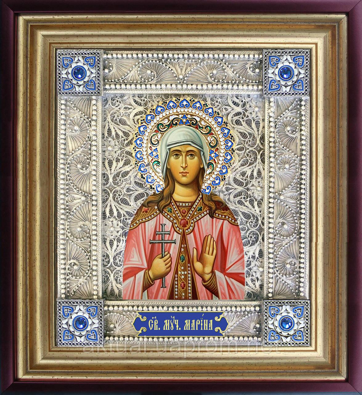 икона Святая Марина