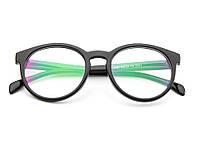 Модные Круглые Очки с Черными Линзами — в Категории