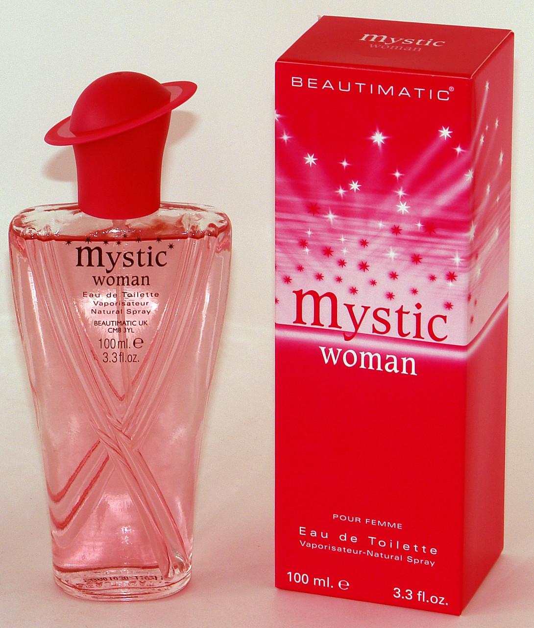 Туалетная вода Mystic Woman 100ml