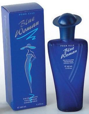 Туалетная вода BLUE WOMAN W 100ml