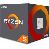 Процессор AMD Ryzen 5 2600 (3.9GHz, sAM4 ) (YD2600BBAFBOX) Box