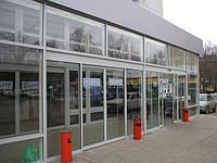 Автоматические двери, доводчики, стеклопакеты
