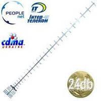 3G Антенна 24Д.Б.- усиление до 100км!