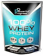Протеин Powerful Progress 100% Whey Protein 1000g лесной орех
