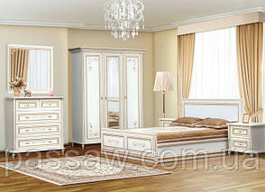 Кровать с ортоп.каркасом 1,6 Сорренто