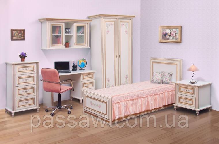 Кровать с ортоп.каркасом 1-СП Сорренто