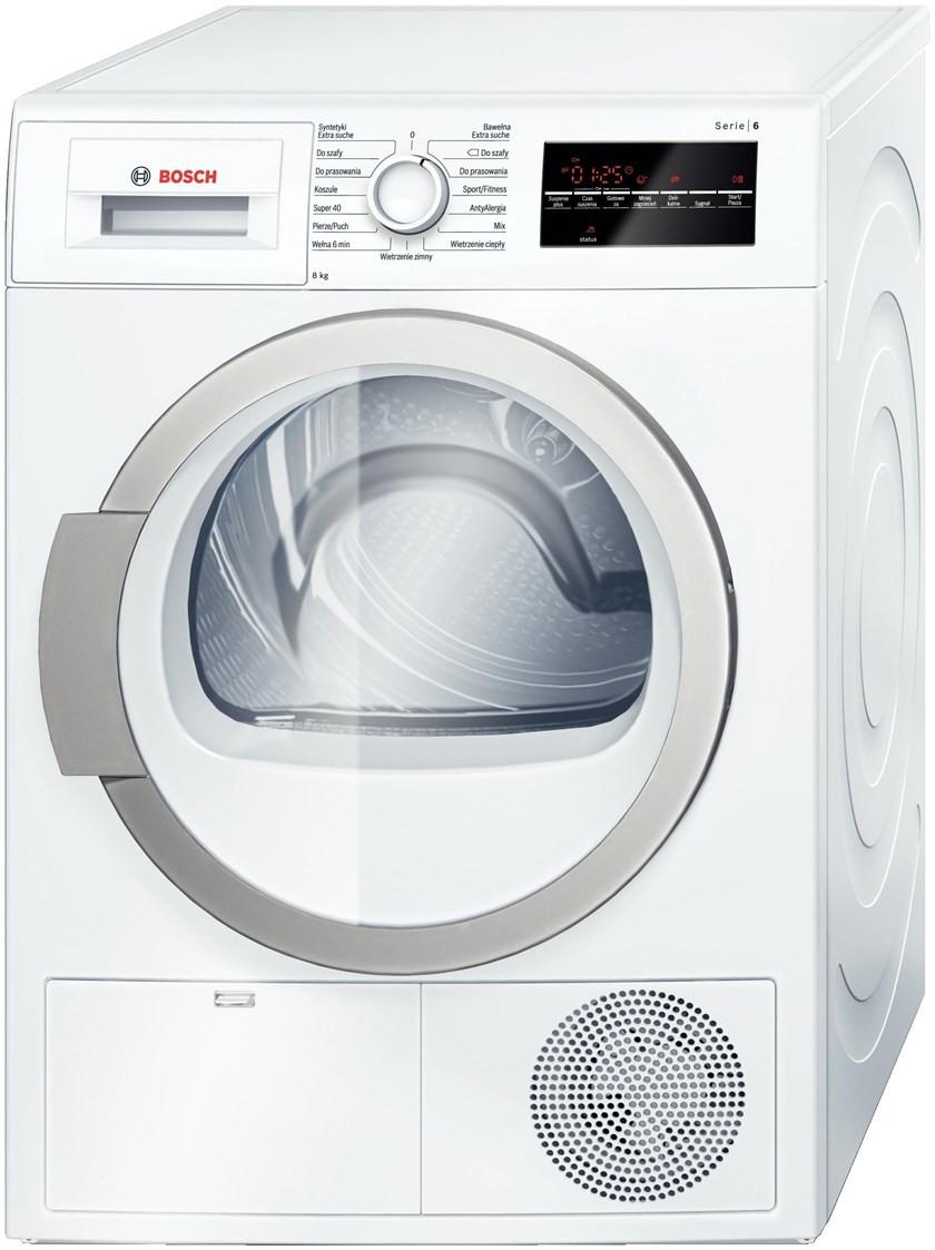 Сушильный автомат Bosch WTG86400PL