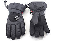 Перчатки Kombi RYDE GTX M Glove чёрные, размер M