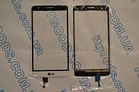 Оригинальный тачскрин / сенсор (сенсорное стекло) для LG G3S D722 D724 D725 D728 (белый, Synaptics) + СКОТЧ