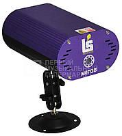 Лазер зелено-синий 140мВт Light Studio M07GB