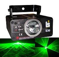 Лазер зеленый 30мВт Light Studio S30