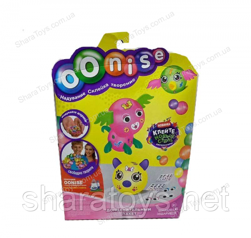 Набор запасных шариков для Oonies