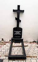 Крест на могилу из гранита №501