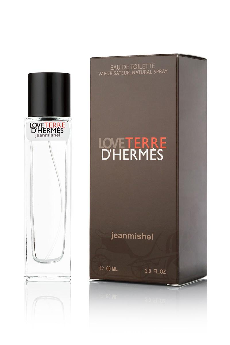 JEANMISHEL LOVE TERRE DHERMES EDT 60ML (long)