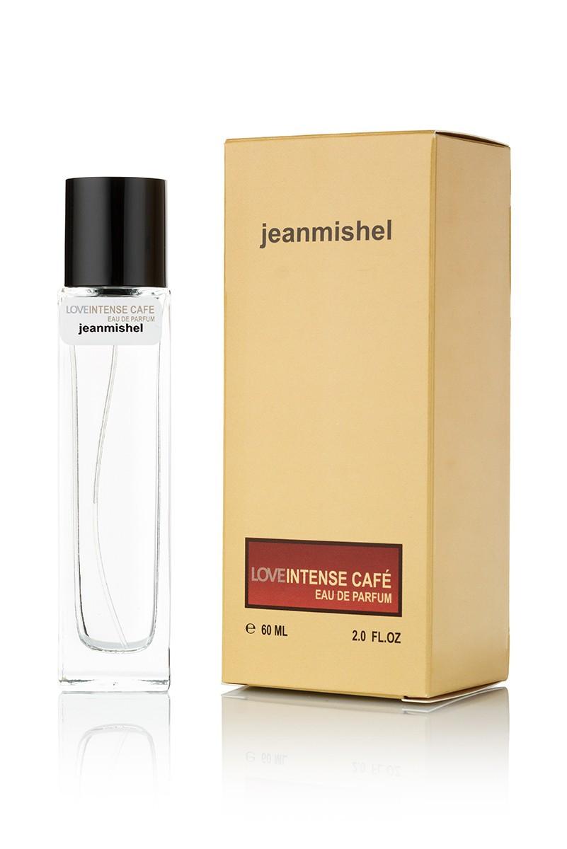 JEANMISHEL LOVE INTENSE CAFE EDP 60ML (long)