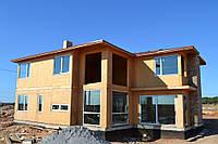 Строительство каркасных домов SIP панели
