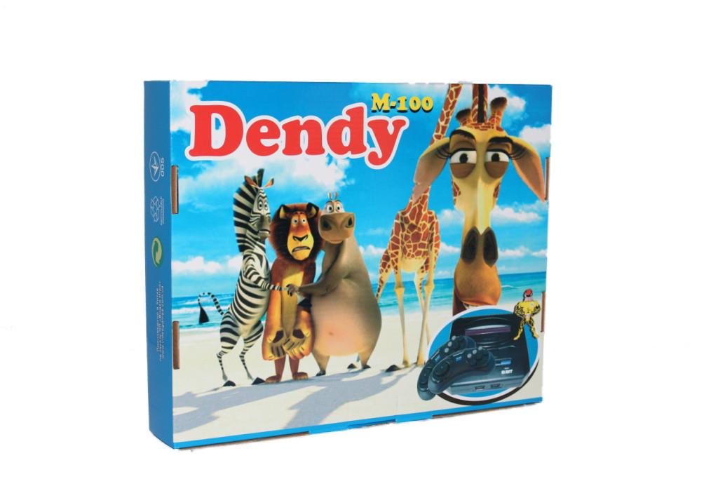 Игровая приставка Dendy + игры