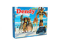 Игровая приставка Dendy + игры, фото 1