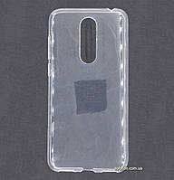 Силиконовая накладка Ultra-thin на Meizu M6t Clean Grid Transparent