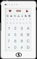 Кодонаборная клавиатура с сенсорным дисплеем Линд-29