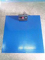 Весы складские платформенные 1000 кг