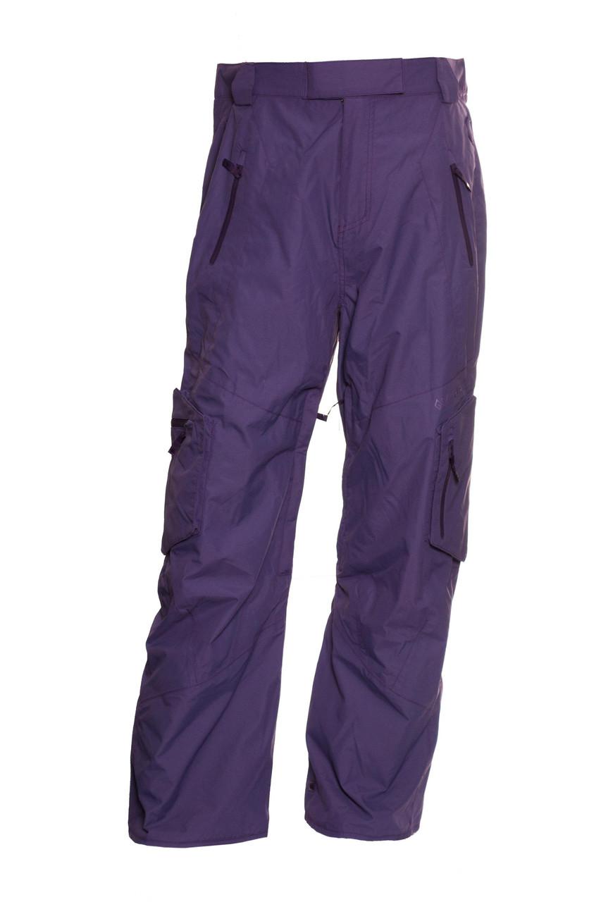 Жіночі гірськолижні штани Quiksilver Autopsy Pant S Violet