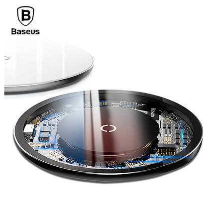 Беспроводное зарядное устройство Baseus Simple Wireless Charger (CCALL-AJK01), фото 2