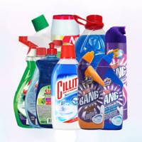 Средства для мытья и чистки