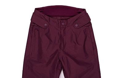 Жіночі гірськолижні штани Roxy MT Buller M Wine , фото 2