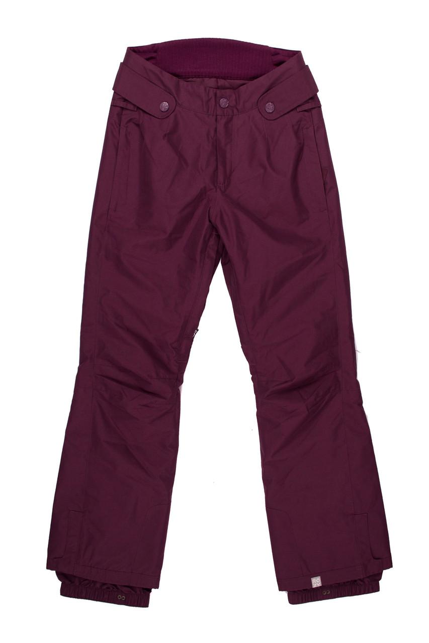 Жіночі гірськолижні штани Roxy MT Buller M Wine