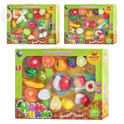 Игровой набор Овощи, фото 2