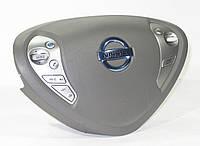 Подушка безопасности airbag в руль водительская Nissan Leaf ZE0 (10-13) K8510-3NA0A