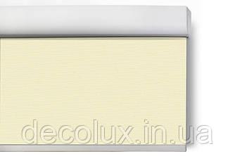 Ролеты на пружине Reflex Бежевый (Cordless) с солнцеотражающим экраном