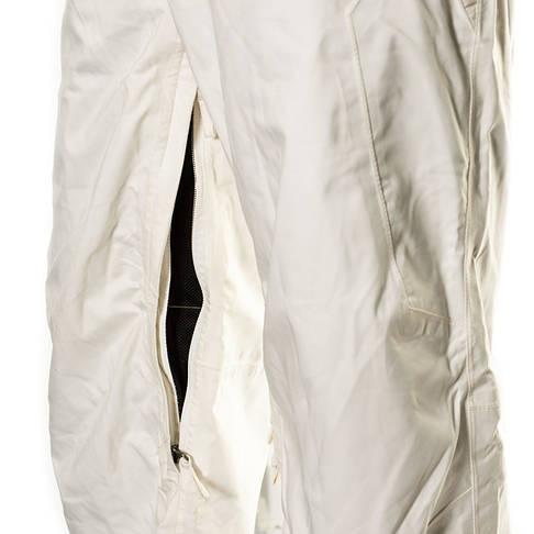 Уцінка Жіночі гірськолижні штани ONeil Fantastic XXL White Висіли на вітрині, присутнє мінімальне забруднення, фото 3