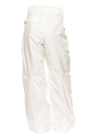 Уцінка Жіночі гірськолижні штани ONeil Fantastic XXL White Висіли на вітрині, присутнє мінімальне забруднення, фото 2
