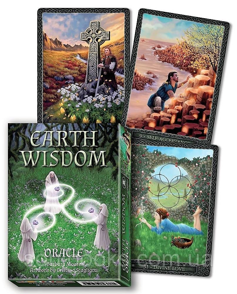 Карты Earth Wisdom Oracle (Мудрость Земли)